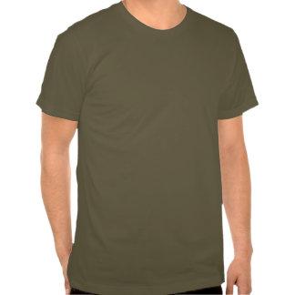 MOSH a camisa do exército do POÇO Camisetas