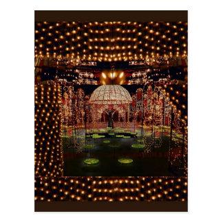 MOSTRA CLARA:   Festival de luzes Cartão Postal