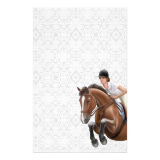 Mostre artigos de papelaria do Equestrian do caval