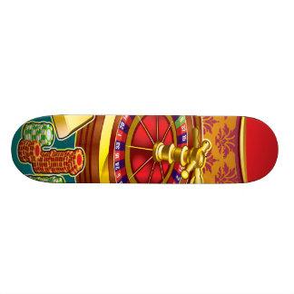 Mostre-me o jogador do dinheiro shape de skate 20,6cm
