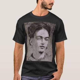 """Motivo """"Frieda """" shirt com grafitti Camiseta"""