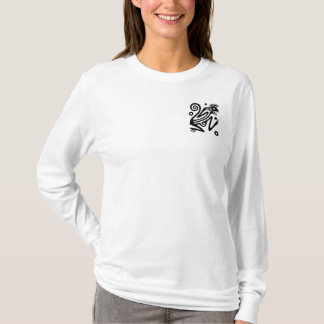 Motivo mexicano antigo Hoody Camiseta