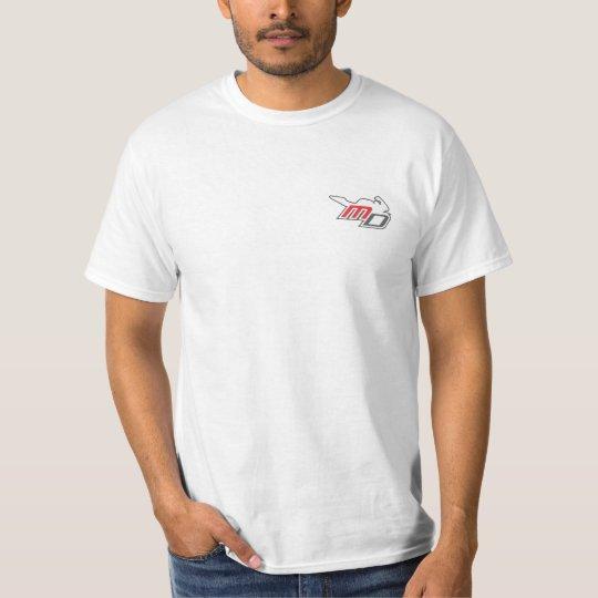 Motocadoida HA HU Camiseta