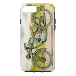 Motocicleta do vintage capa iPhone 7