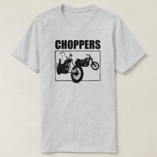 Motocicleta dos interruptores inversores camiseta