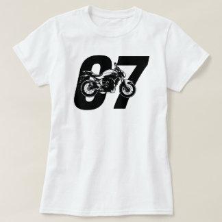 Motocicleta MT07 FZ07 de Yamaha MT-07 FZ-07 Tshirt
