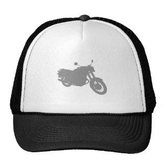 Motocicleta: Perfil do esboço: Boné