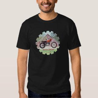 Motocicleta Yamaha 250 de 1974 clássicos Camiseta
