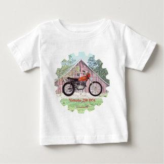 Motocicleta Yamaha 250 de 1974 clássicos T-shirt