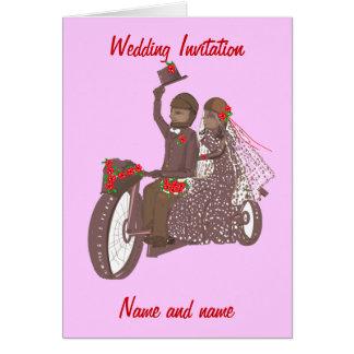 Motociclista das rosas vermelhas, ou cartões de ca