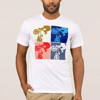 Motociclista de BMX Tshirts