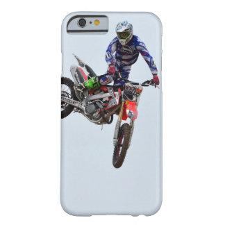Motocross alto do vôo capa barely there para iPhone 6