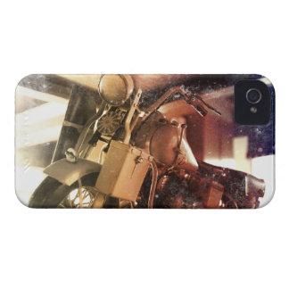 Motocycle velho capa para iPhone 4 Case-Mate