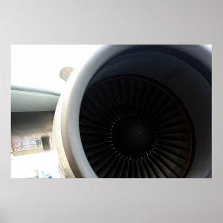 Motor 747 posters