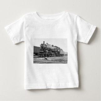 Motor nacional canadense 5078 da estrada de ferro tshirts