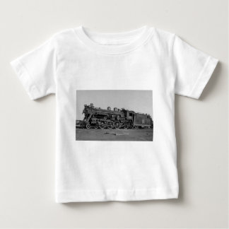 Motor nacional canadense 5615 da estrada de ferro camiseta
