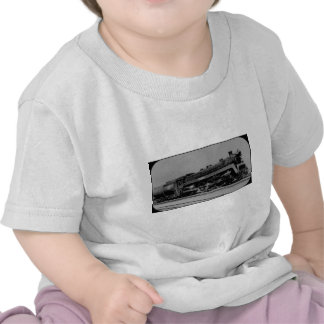 Motor nacional canadense 5700 Toronto da estrada d T-shirts