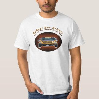 Motoristas de auto escolar t-shirts