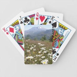 Mount Saint Helens Jogo De Baralho
