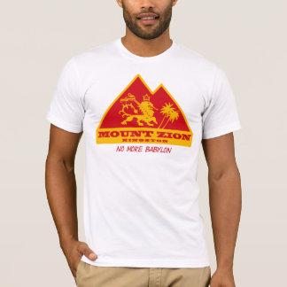 Mount Zion Camiseta