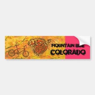 Mountain bike Colorado Adesivo Para Carro