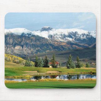 Mountain View excitante Mousepad