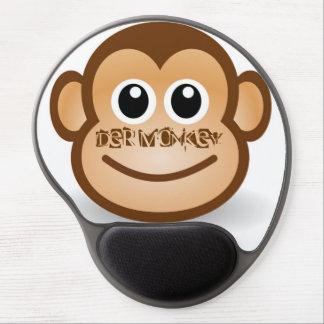 Mouse Pad De Gel A Monkey gel Mousepad - macaco Divertido