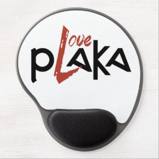 Mouse Pad De Gel Amor Plaka