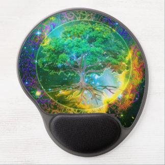 Mouse Pad De Gel Árvore do bem-estar da vida