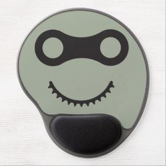 Mouse Pad De Gel Bicicleta Ninja