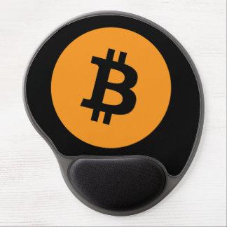 Mouse Pad De Gel bitcoin Mousepad, BTC Mousepad