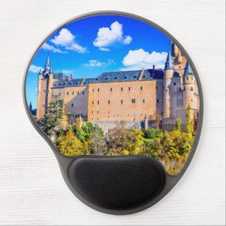 Mouse Pad De Gel Castelo de Mousepad Segovia do gel