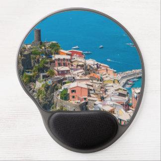 Mouse Pad De Gel Cinque Terre Italia no Riviera italiano