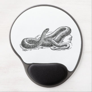 Mouse Pad De Gel Cobra