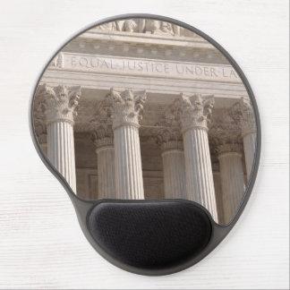 Mouse Pad De Gel Corte suprema dos Estados Unidos