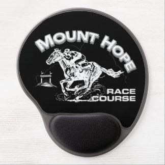 Mouse Pad De Gel Curso de raça da esperança da montagem