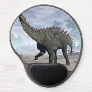 Mouse Pad De Gel Dinossauro de Miragaia - 3D rendem