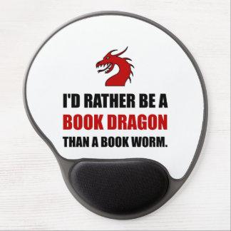Mouse Pad De Gel Dragão do livro da preferencialmente do que o