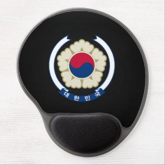Mouse Pad De Gel Emblema coreano sul