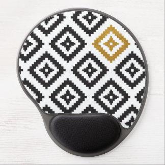 Mouse Pad De Gel Encanto chique do teste padrão na moda moderno