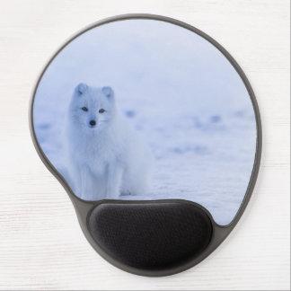 Mouse Pad De Gel Fox ártico de Islândia