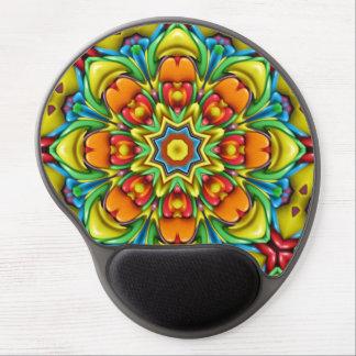 Mouse Pad De Gel Gel colorido Mousepad do Sunburst