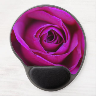 Mouse Pad De Gel Gel cor-de-rosa Mousepad