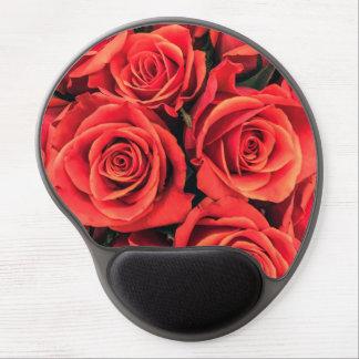 Mouse Pad De Gel Gel Mousepad dos rosas
