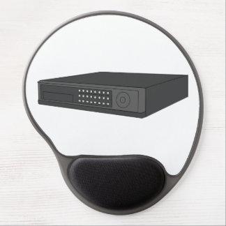 Mouse Pad De Gel Gravador de vídeo de Digitas