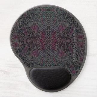 Mouse Pad De Gel HAMbyWG - tapete do rato do gel - cobra -