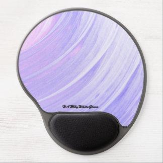Mouse Pad De Gel HAMbyWG - tapete do rato do gel - redemoinho