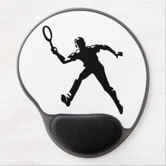 Mouse Pad De Gel Jogador de ténis