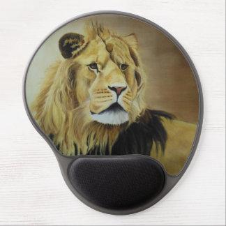 Mouse Pad De Gel leão
