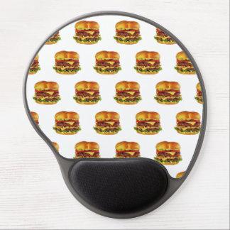 Mouse Pad De Gel Lotes de Cheesburgers grande